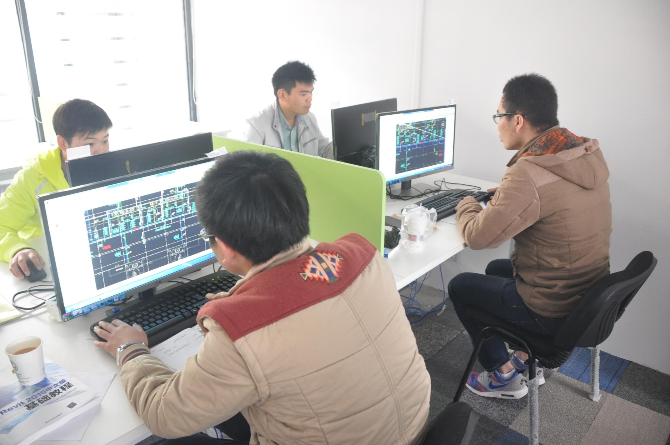中铁港航局企业定制培训 (2)
